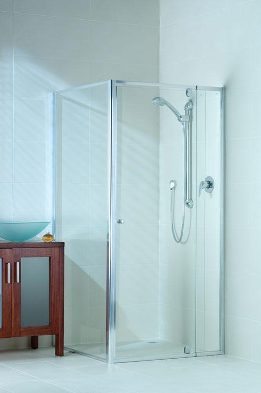 Optima shower screen