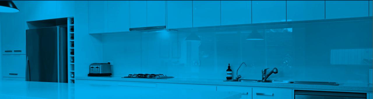 Kitchen and Bathroom Splashbacks